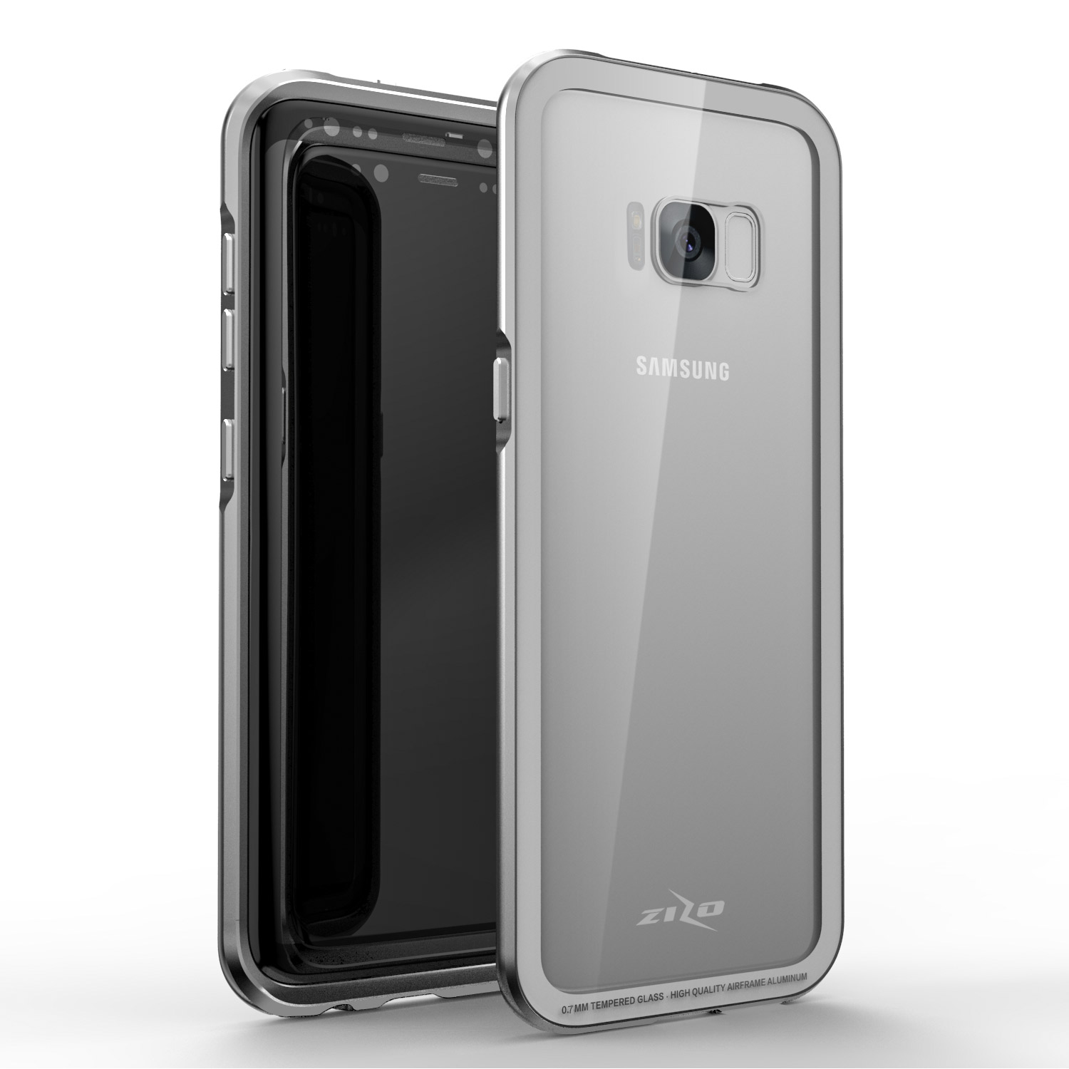 Details about Samsung Galaxy Note 8 / S8 / S8 Plus Case, Zizo ATOM Series  w/ Screen Protector