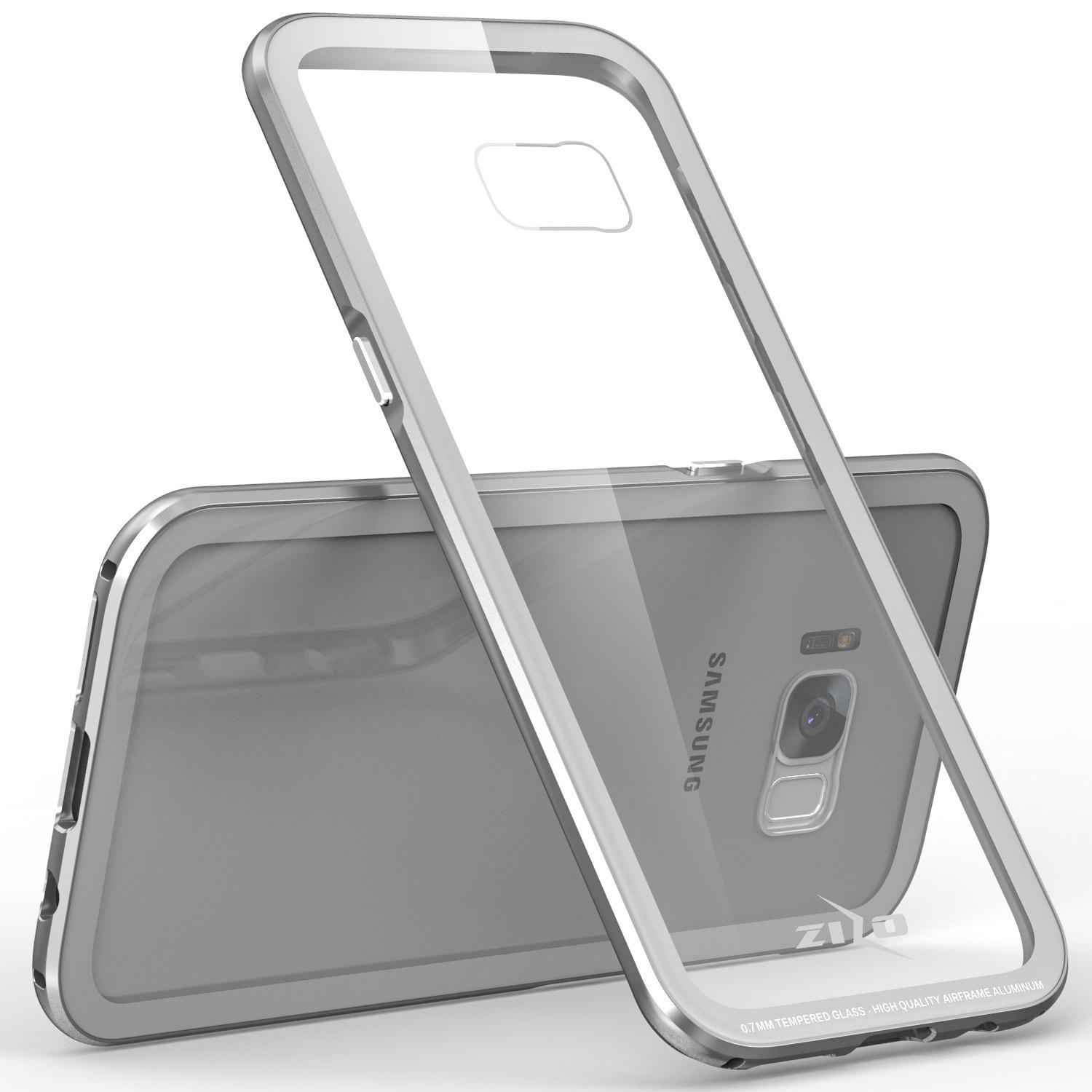 how to put on s8 screen protector