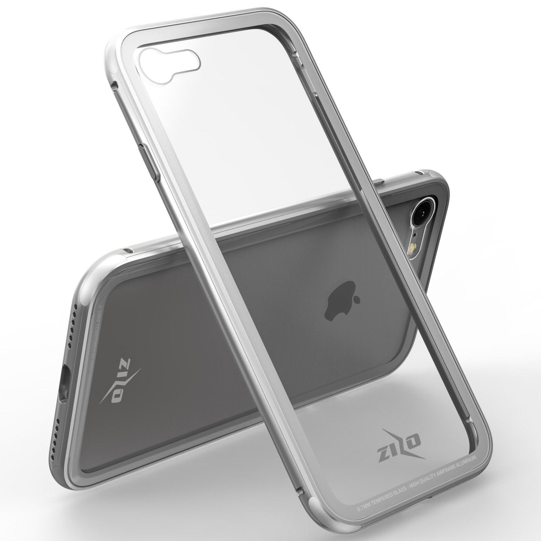 super popular f7604 897b6 Details about iPhone X / 8 / 8 Plus / 7 / 7 Plus, Zizo ATOM Case w/ Glass  Screen Protector
