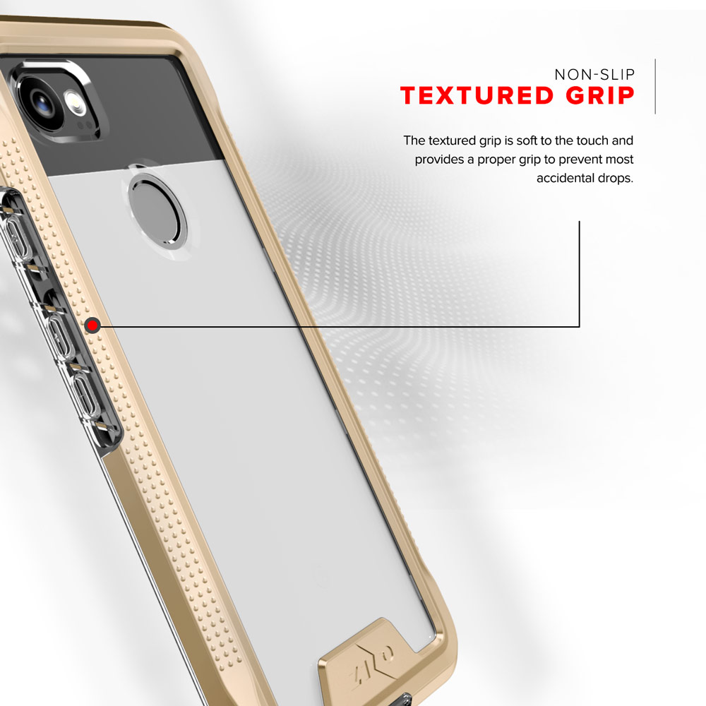 new concept cbc2c 037a2 Details about Zizo ION Series Google Pixel 2 XL Case - Military Grade w/  Screen Protector