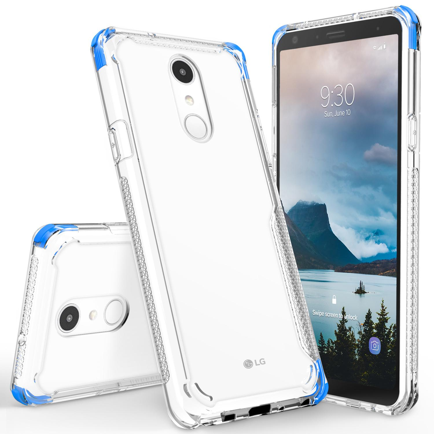 Details about CLICK SURGE Series LG Stylo 4 Case - Thin Dual Layered Cover